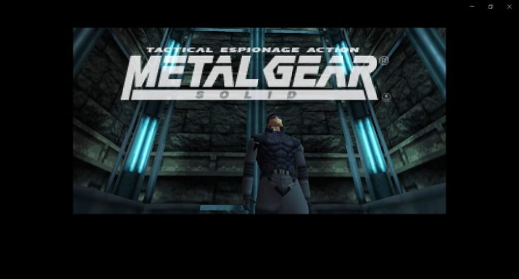 Metal Gear Solid Rating