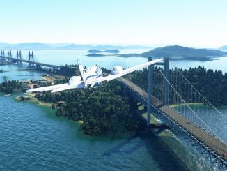 Microsoft Flight Simulator's first free world update focuses on Japan