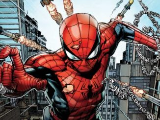Non-stop Spider-Man hitting comic shops this January