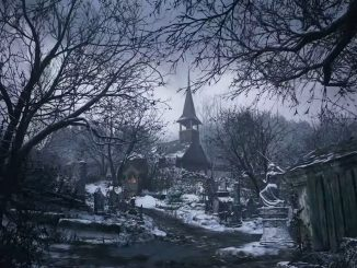 A new Resident Evil Village trailer debuts at today's PlayStation 5 Showcase