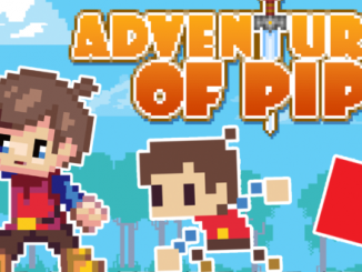Trailer: Go from simple pixel to 16bit hero in Adventures of Pip