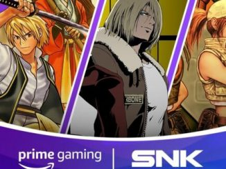 The final drop of free SNK games is live on Prime Gaming