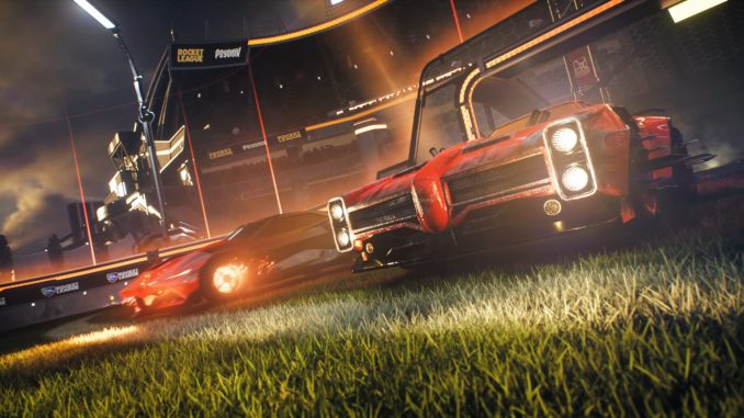 Rocket League goes free to play on the Epic Games Store next week