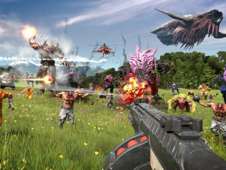 Serious Sam 4 system requirements are quite serious