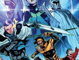 Marvel's Mutants head for the stars in SWORD