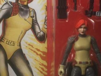 Images of G.I. Joe Retro wave 2 leak, include Roadblock, Scarlett, Destro