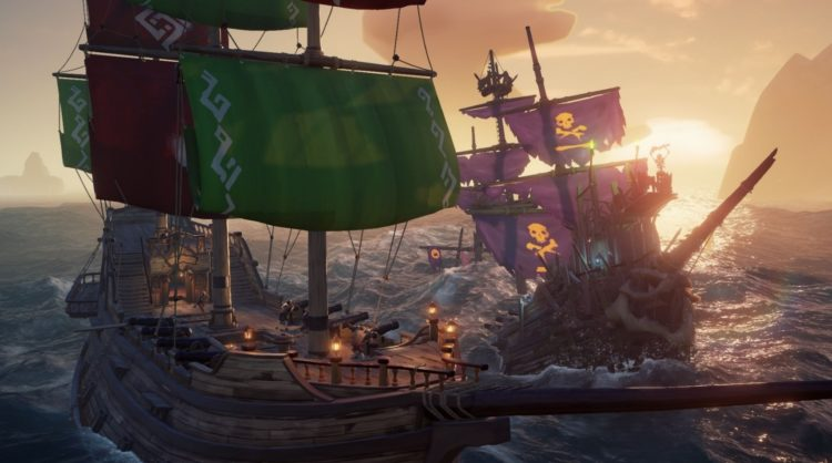 Support The Fight Against Cancer With Sea Of Thieves Sails Of Union Cosmetic (1)