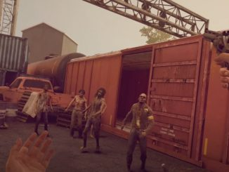 The Walking Dead Onslaught infects VR platforms today