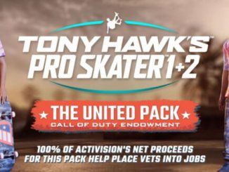 Call of Duty Endowment pack available for Tony Hawk's Pro Skater 1 and 2