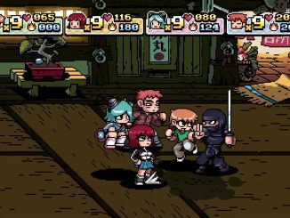 Scott Pilgrim vs. The World Complete Edition announced at Ubisoft Forward