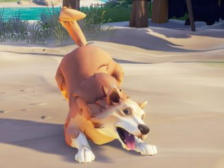 Vault of the Ancients update brings dogs and treasures to Sea of Thieves