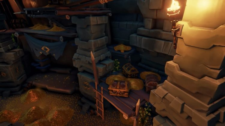 Vault Of The Ancients Update Brings Dogs And Treasures To Sea Of Thieves (1)