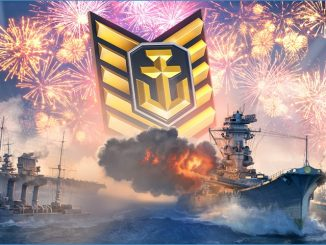 Giveaway: World of Warships turns five, so take some free stuff for the PC version