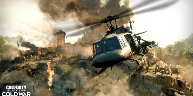 Trailer: Call of Duty: Black Ops Cold War alpha coming tomorrow for PS4