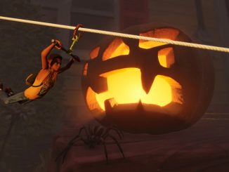 Grounded is getting ziplines and pumpkins, just in time for October