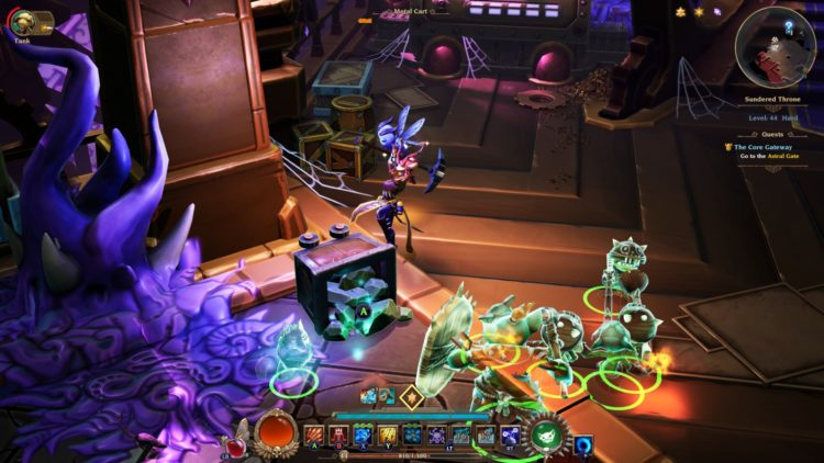 Torchlight Iii Review Torchlight 3 Review 1