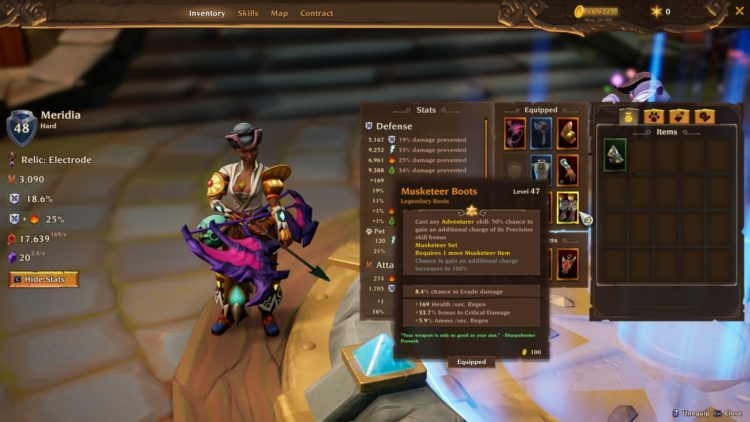 Torchlight Iii Review Torchlight 3 Review 2