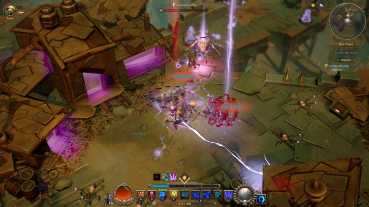 Torchlight Iii Review Torchlight 3 Review 3b