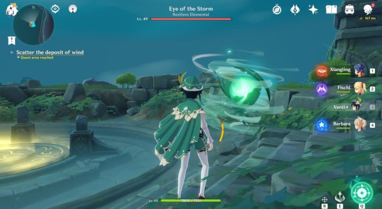 Genshin Impact Secret Island Time And The Wind Quest Guide 2a