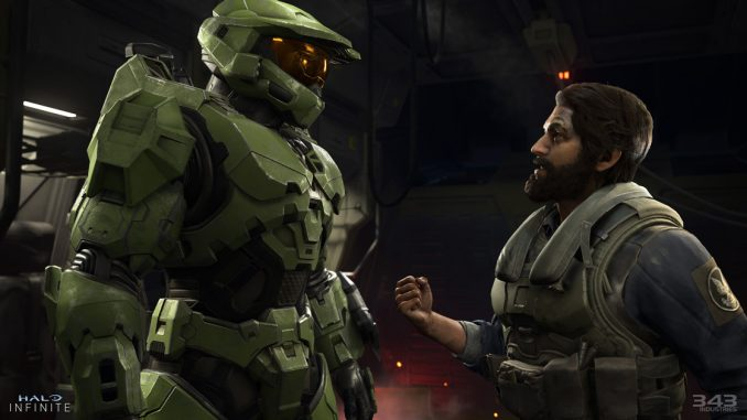 Halo Infinite director Chris Lee leaves the project