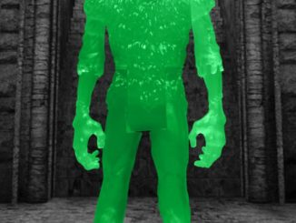 Mezco intro's glow-in-the-dark Monster