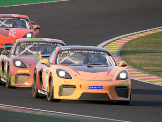 The GT4 pack pulls onto consoles and PC for Assetto Corsa Competizione