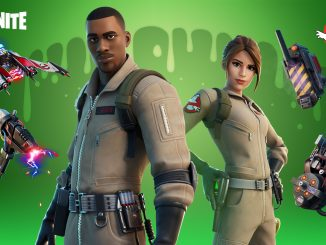 Celebrate Halloween with new Fortnite Ghostbustersskins and cosmetics