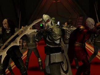 Clear your name in the Star Trek Online: House Shattered expansion today