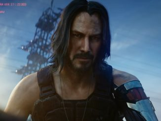 Cyberpunk 2077 TV ad features Keanu Reeves and intense drifting