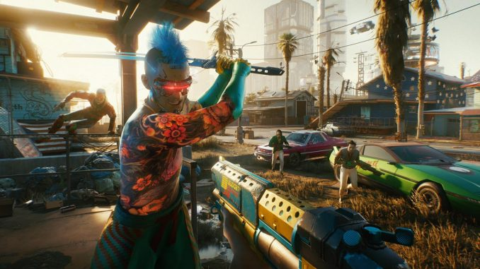 Cyberpunk 2077 has been delayed (again) by 21 days, now releasing in December