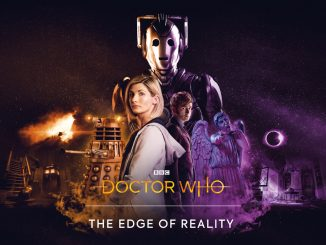 Doctor Who: The Edge of Reality is set to be released in 2021