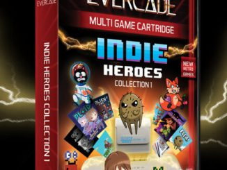 Indie Heroes coming for Evercade, includes 14 games