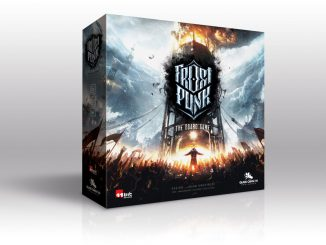 Frostpunk: The Board Game was funded on Kickstarter in under an hour