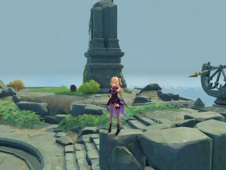 Genshin Impact's secret island and the Time and the Wind quest
