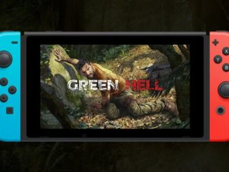 Green Hell makes its way to the Switch today