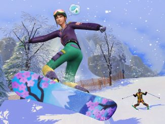 Hit the slopes next month with The Sims 4: Snowy Escape expansion