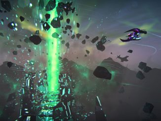 The massive PlanetSide 2: The Shattered Warpgate update is now live