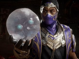 Mortal Kombat 11 Rain trailer throws you into the splash zone