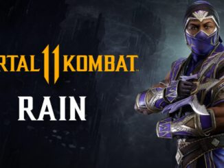 A little Rain must fall in Mortal Kombat 11's newest look at the Kombat Pack 2