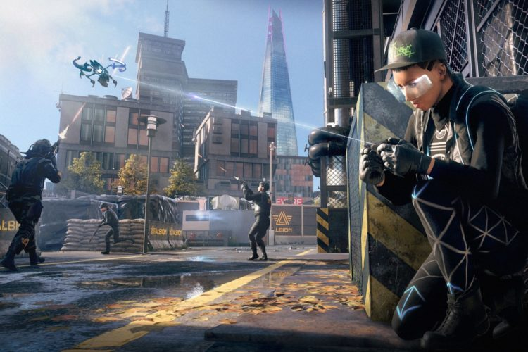 watch dogs: Legion online mode