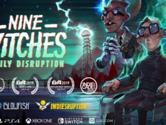 Trailer: Nine Witches scares up some old school adventure-gaming