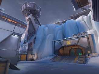 Valorant is getting a new icy map next week called Icebox