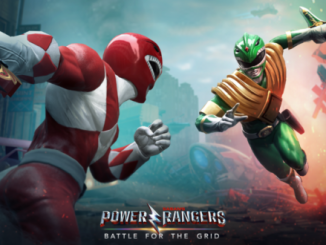 Power Rangers: Battle for the Grid Collector's Edition out now