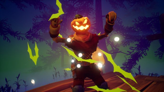 Pumpkin Jack review – Running with the devil