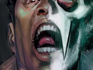 Shadowman bringing horror back to the Valiant U in April
