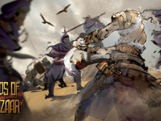 Trailer: Sands of Salzaar showcases early access roadmap, mods