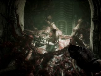 Scorn shows off more gruesome gameplay to make your squirm
