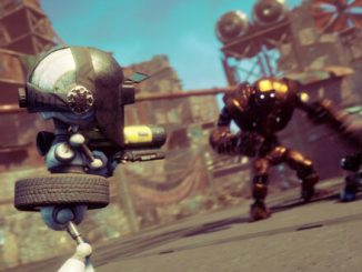 Trailer: Robot combat runs amok in Scrap Games