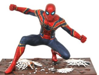 DST's Marvel Gallery line of statues to make Disney Store debut