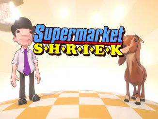 Supermarket Shriek review – Scream and shout and let it all out